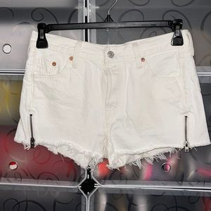 Levis Altered 501 Shorts